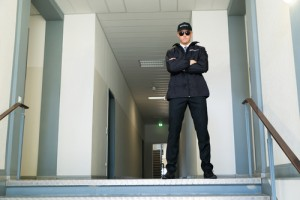 Korner Security guard commercial property
