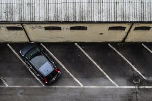 Korner Security residential parking lot