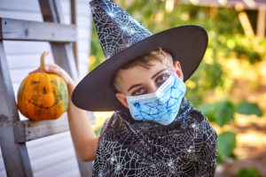 halloween safety tips korner security covid-19